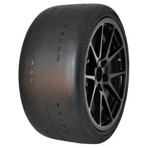 Hoosier DR2 Drag Radial Tread Pattern - Drag Tire Buyer