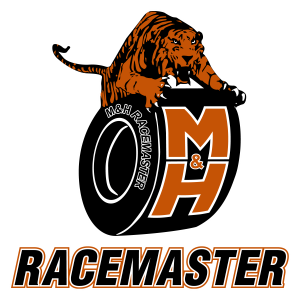 M&H Racemaster Logo - Drag Tire Buyer