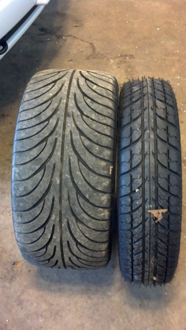 Skinny vs Wide Tires For Drag Racing - Drag Tire Buyer